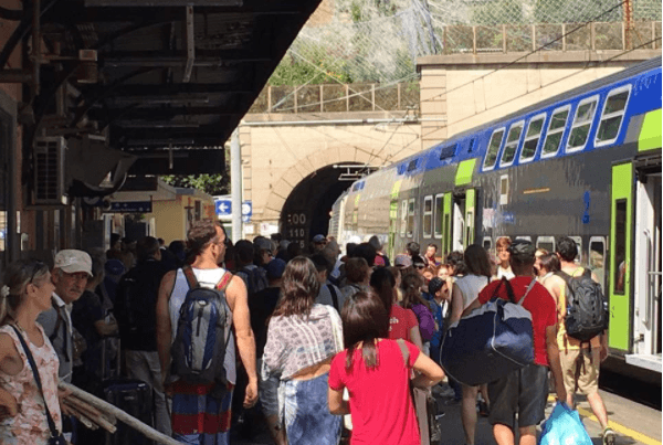 Travel tips for exploring Italy by train