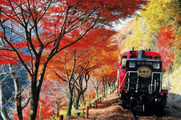 Romantic tren nga panaw sa Europe