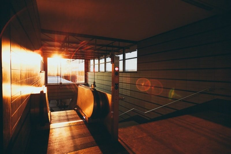 Train Sunlight - Top 10 Tips gampang kanggo Train Riding Smart