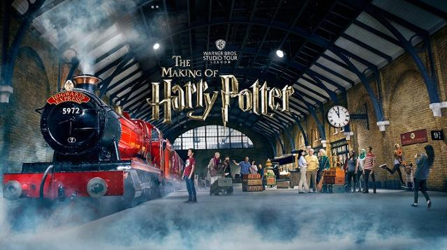 Harry Potter vlak je dio Europe iskustava vlakom