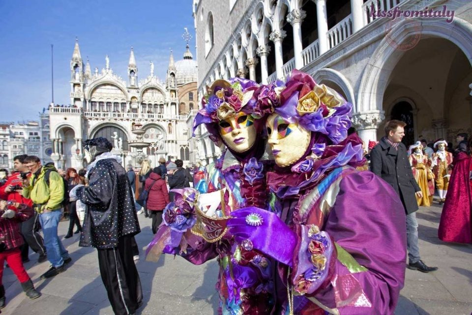 Il Carnevale venice is one of Winter Festivals in Europe