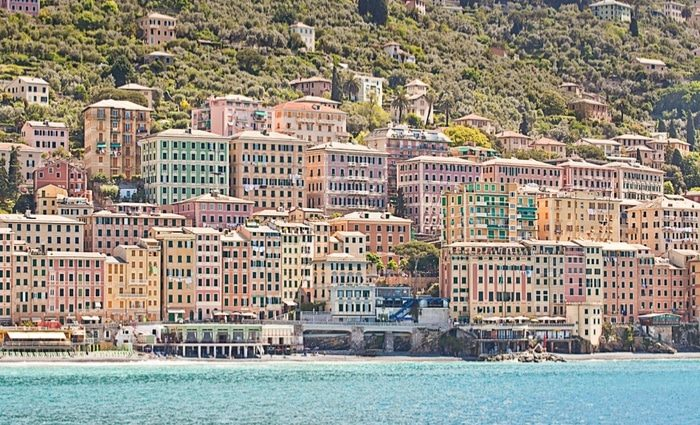 Slēptās Gems In Europe Camogli