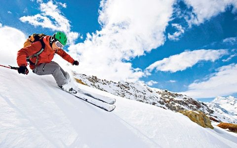 Best Ski Resorts ya kutembelea By Train