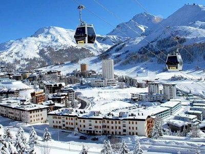 Italiya Ski Resorts Don Ziyarci By Train