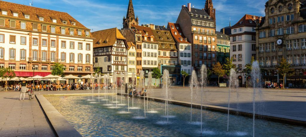 strasbourg is one of Best Cities to Spend Christmas