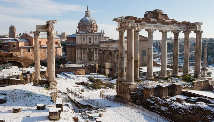 Travel Winter Train di Italia