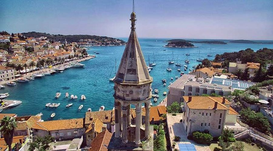 Hvar ක්රොඒෂියාව - Honeymoon Destinations In Europe