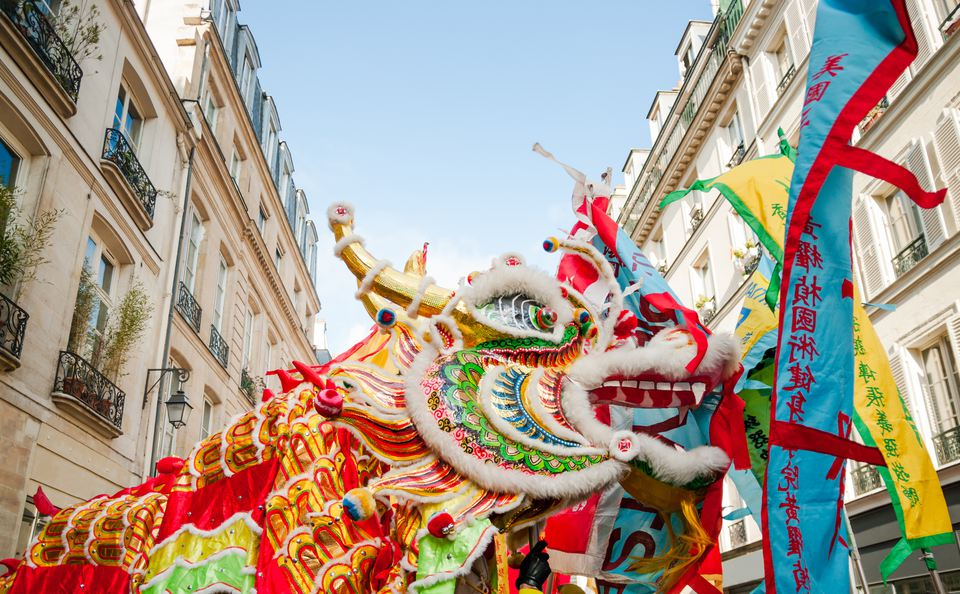 Hoʻolauleʻa Chinese New Year ma Europe, Palika