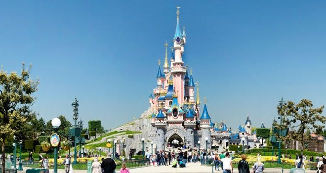 Vacanță în Disneyland Paris imagine caracteristică