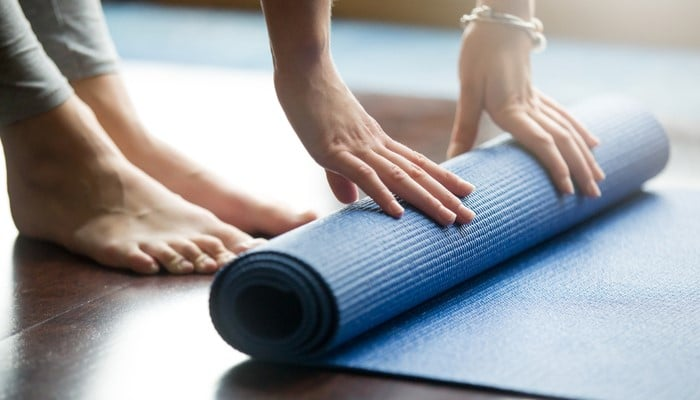 Yoga Retreats with mattress