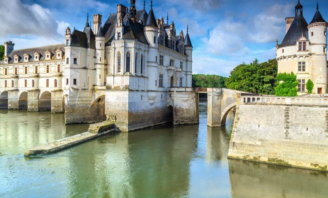 10 Charming Castles in France and How to Get There by Train blog