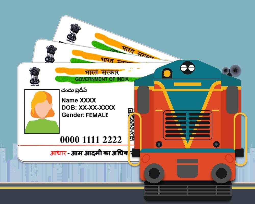 Image Train ticket