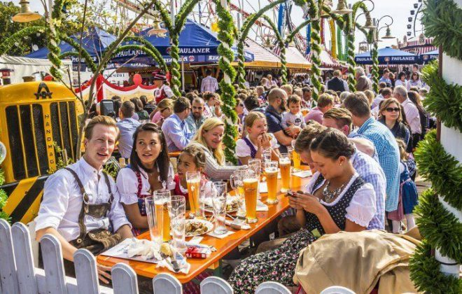 Nockherberg Starkbierfest- The strong beer festival in Munich