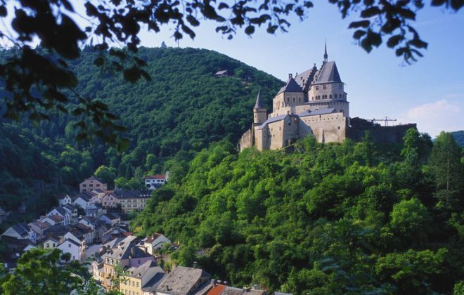 वरच्या 5 things to do on a short visit to Luxembourg feature image