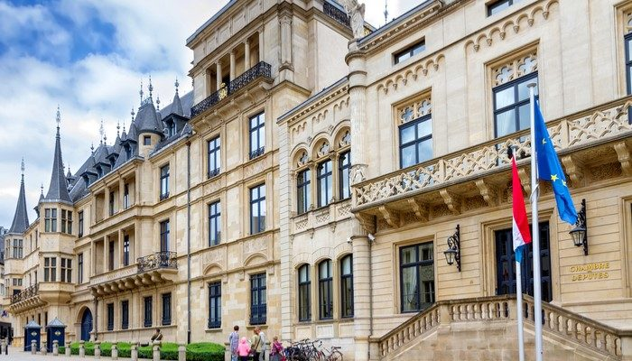 Grand Ducal Palace of Luxembourg