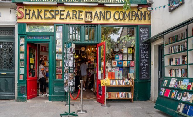 maghjina di Charming Book Store in Europa