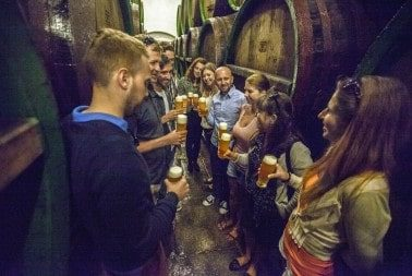 Drink the Best Beers in Europe with your friends