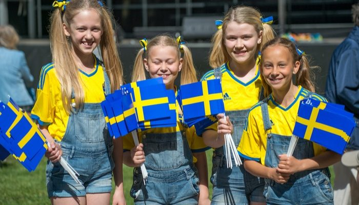 Sweden has a place in 5 Best National Holidays in Europe