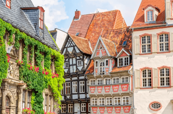 Quedlinburg is among the list of The most Instagrammable spots in Europe