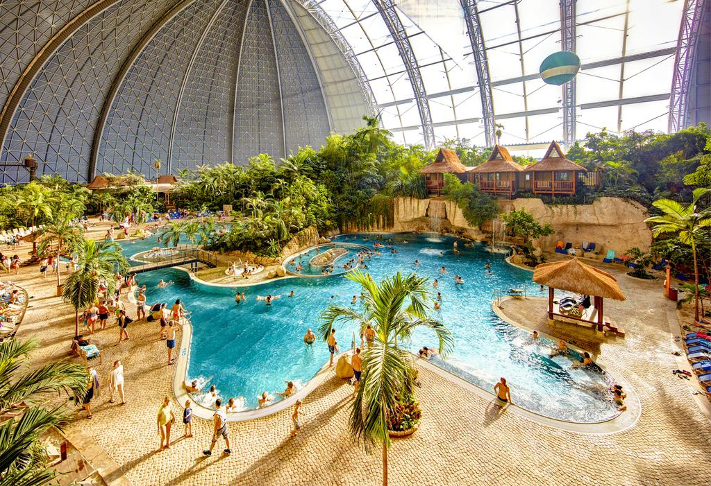 Tropical Island AMAZONIA – Brandenburg, Germany Indoor
