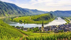 Talagsaon Nga Mosel Germany