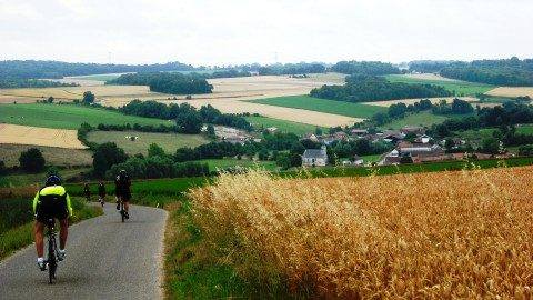 The Cycle Route To Paris From Dieppe
