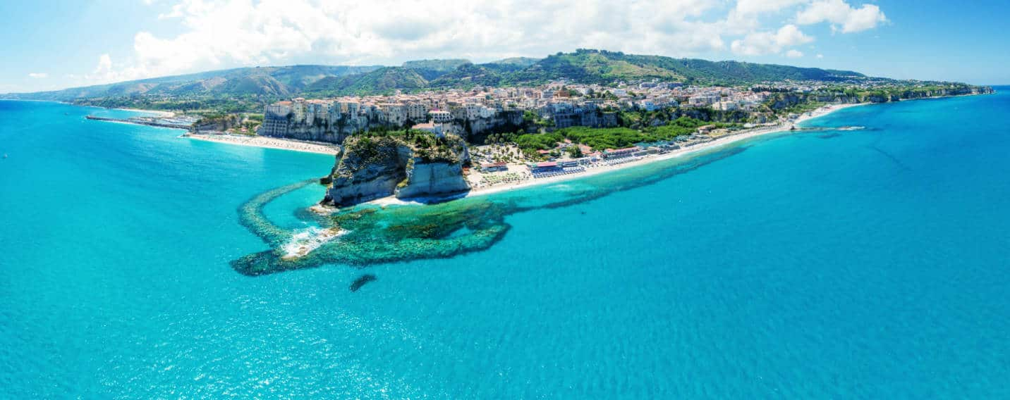 Tropea is the less known place in 10 Best Places To Visit In South Italy