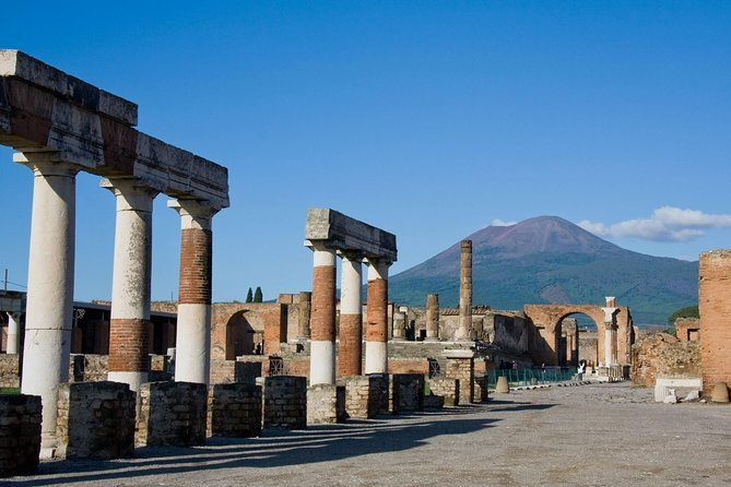Pompeii and Herculaneum Historic Site