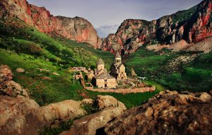Noravank-in-Armenia
