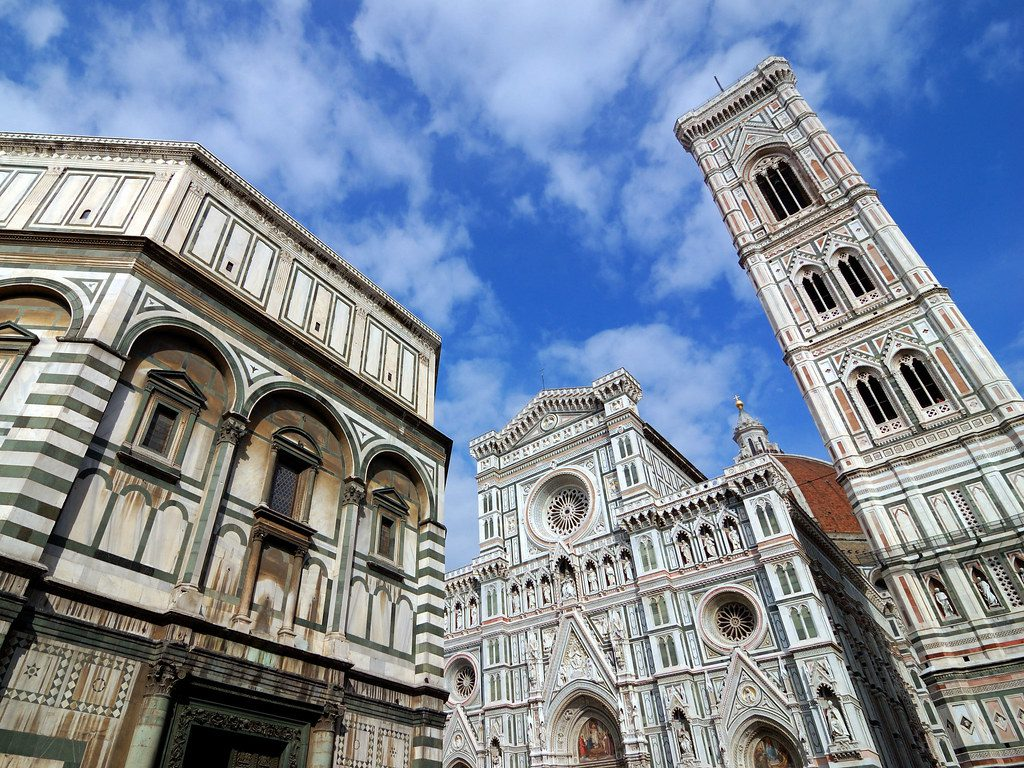 Florence is the main Day Trips From Rome To Explore Italy