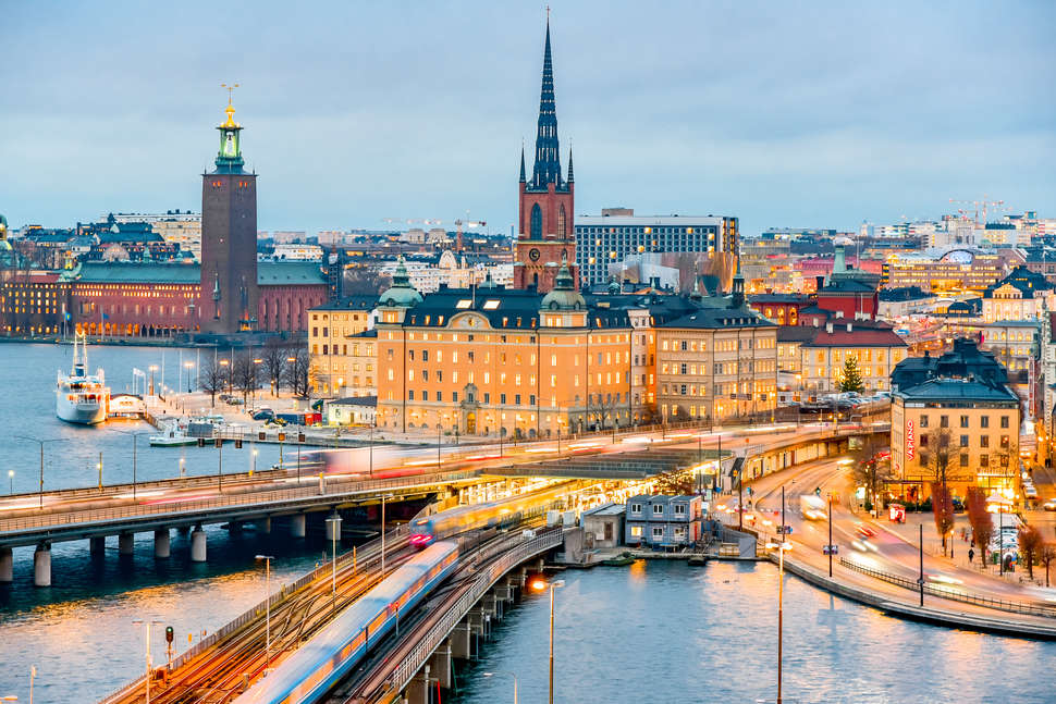 Stockholm e di nav Top 5 Bajêr Bi The Best Nightlife Li Ewropayê