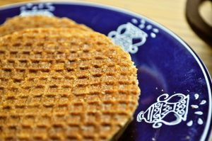 Stroopwafel is one of the Best Local Sweets to Try in Europe