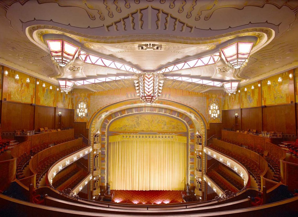 Tuschinski Theater Amsterdam