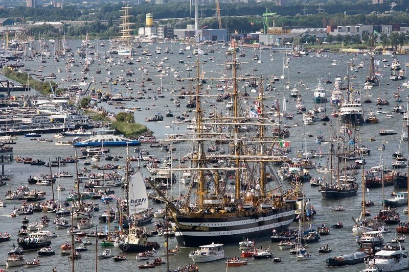Sail Amsterdam, Special Events A The Netherlands