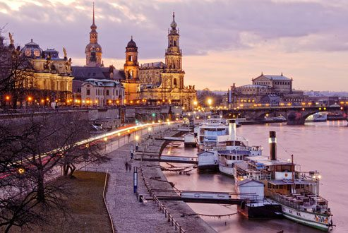 Dresden is on Day Trips To Take From Berlin