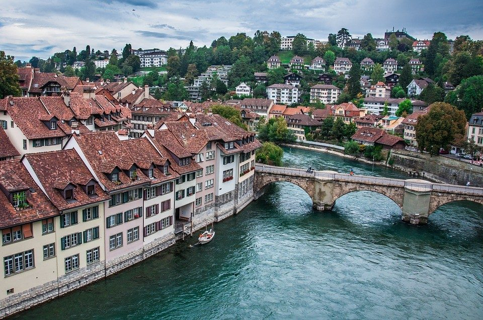 Bern Switzerland is one of the Most Beautiful Medieval towns