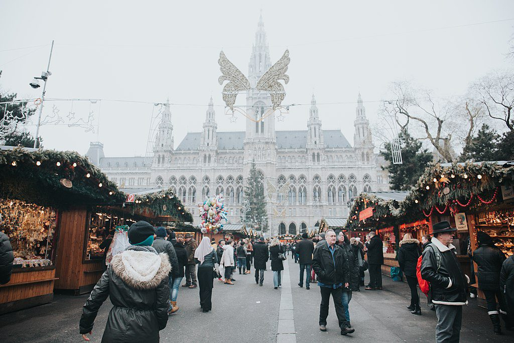 Vienna Winter Destinations in Europe