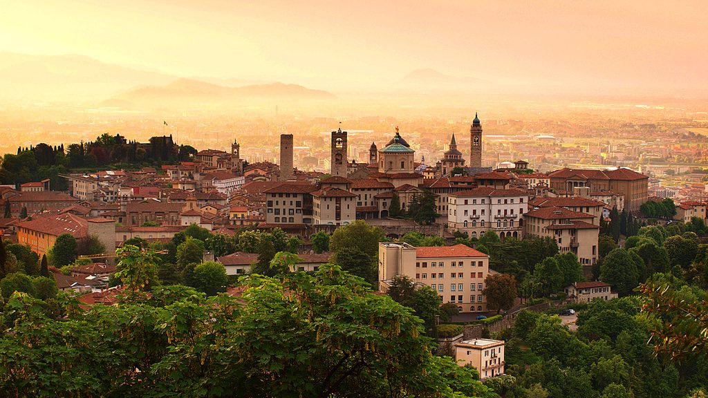 Bergamo is one of the Day Trips From Milan By Train