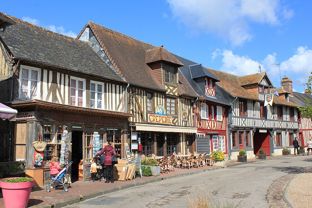 Beuvron En Auge, Calvados is on Fairytale Towns to Visit in Normandy