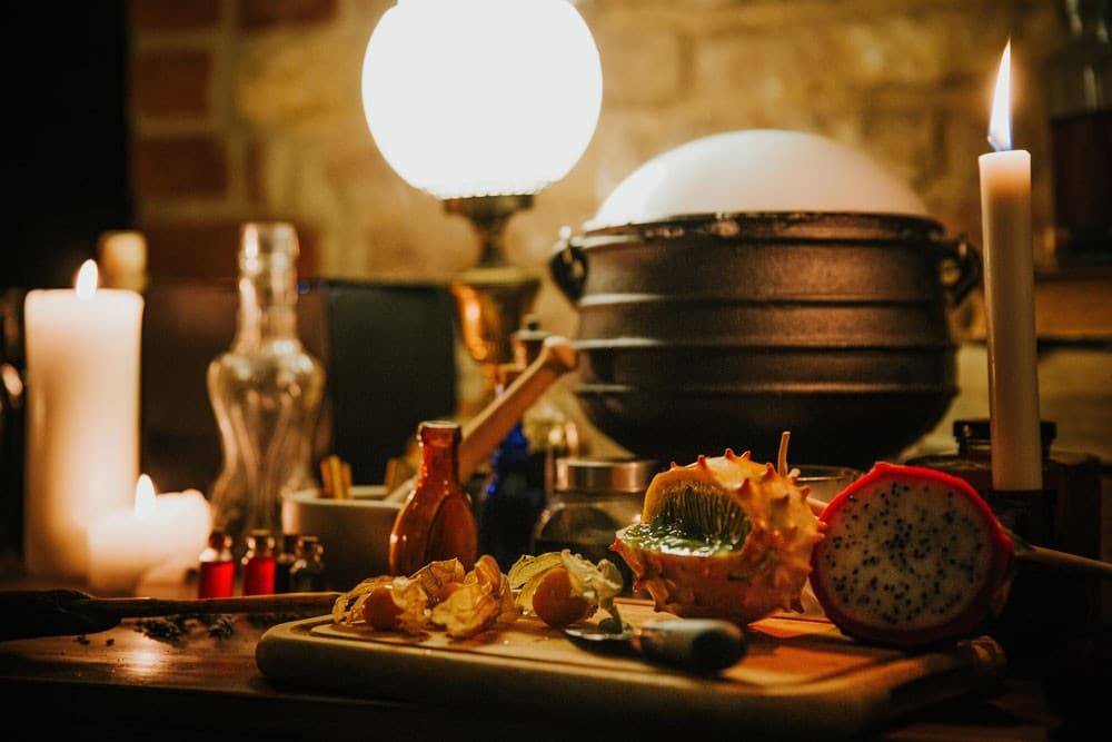 Go to Cauldron on your Harry Potter Weekend in London