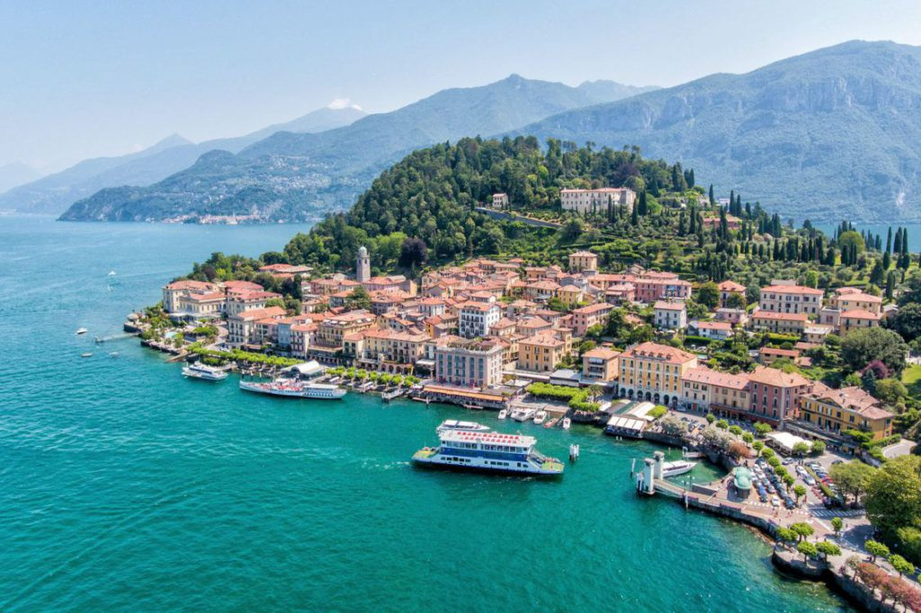 Lake Como is the best Day Trips From Milan By Train