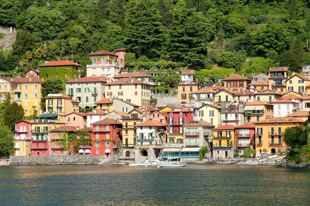 Towns to Visit on Lake Como