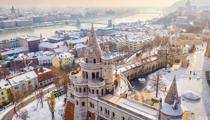 Winter Destinations mu Europe
