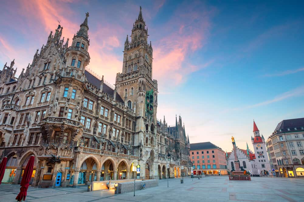 Visit Munich on your European Highlights By Train