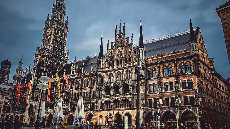 Munich Itinerary in bavaria germany