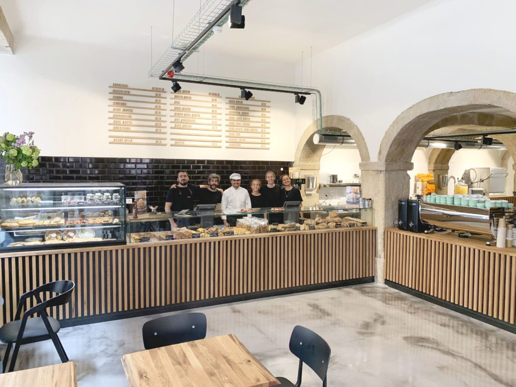 Lisbon: Copenaghen Coffee Lab
