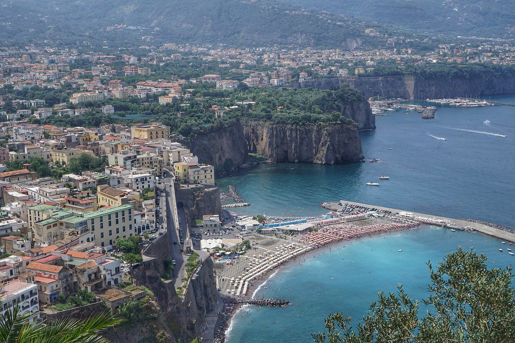 Sorrento Best dagsturer fra Napoli