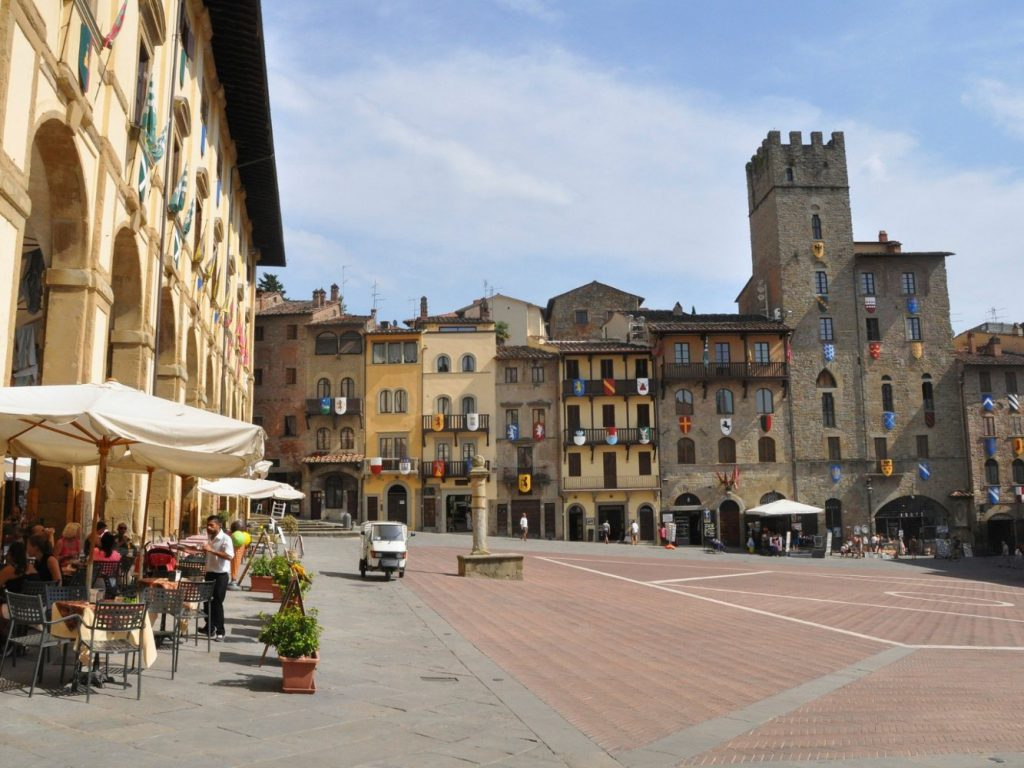 Arezzo Day Trips From Florence By Train