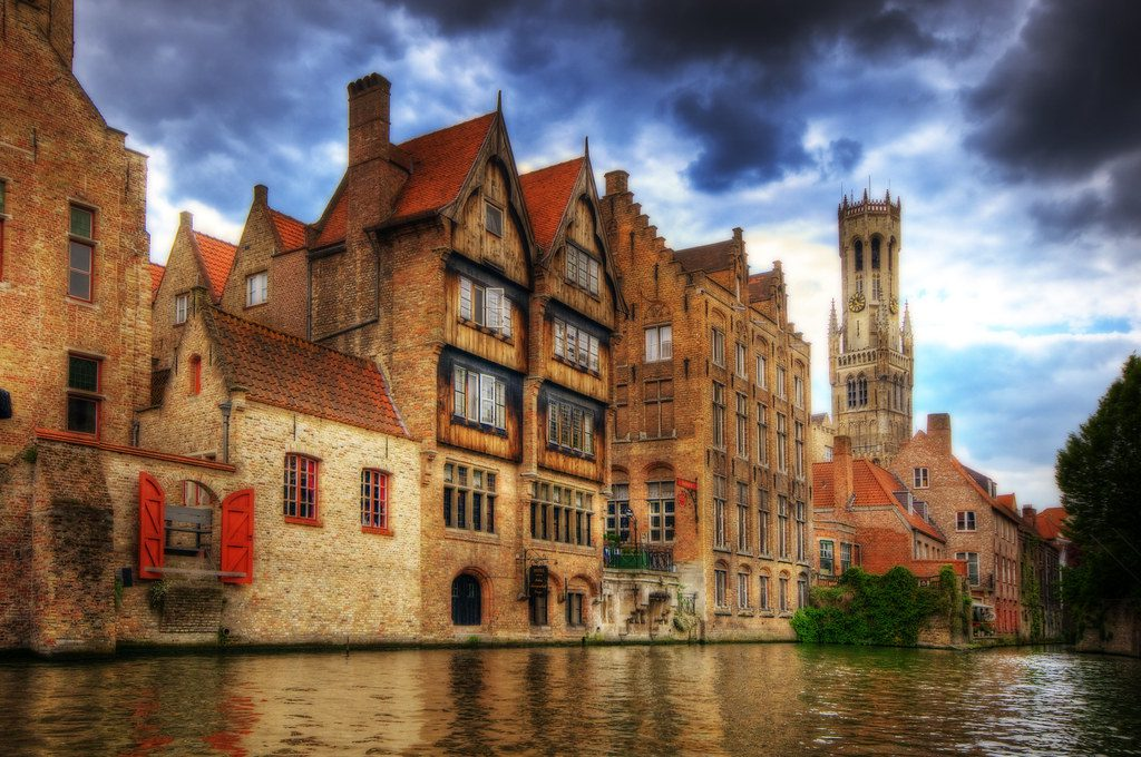 Bruges: Where The Fairy Tale Begins