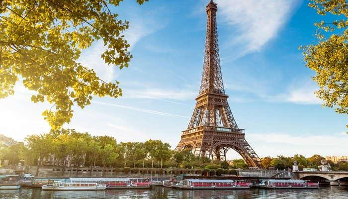 Paris Best Day Trips from Amsterdam